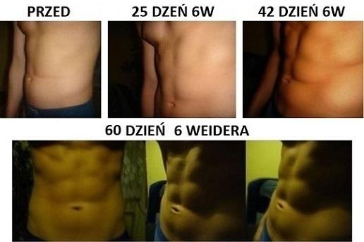 6 WEIDERA EFEKTY