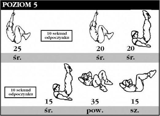 ABS ćwiczenia
