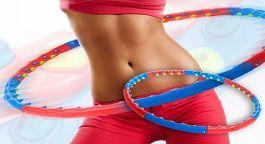 hula hop na brzuch