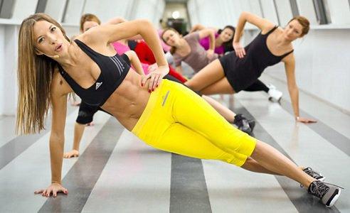 Ćwiczenia na brzuch Ewa Chodakowska