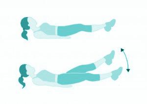 ćwiczenia na dolne mięśnie brzucha